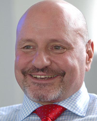 Greg Collins JP Reis CEO