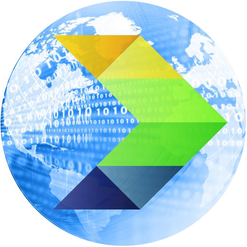 JP Reis Globe Logo