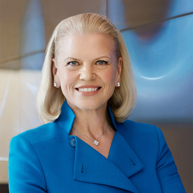 Ginni Rometty IBM CEO