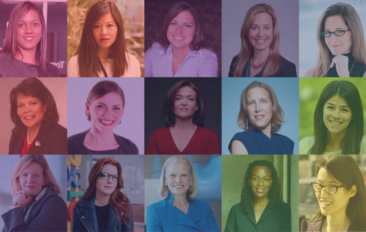 Group of Leading Women in Technology