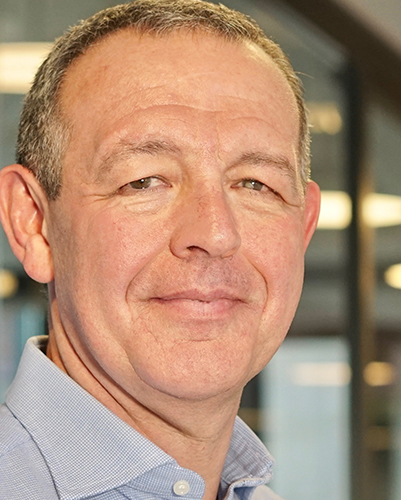 David Hamilton UK Business Development Manager JP Reis