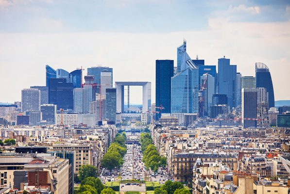 la defense trading center paris