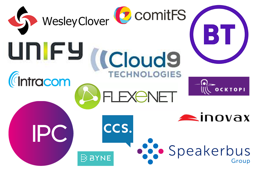 trader voice logos ipc bt speakerbus cloud9 wesley clover